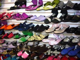 A range of San Miguel shoes, San Miguel de Allende