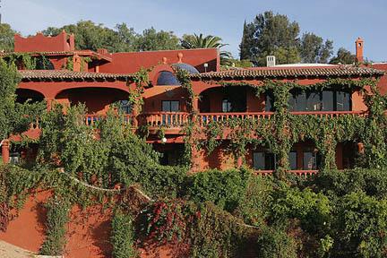Hotel Casa Puesta del Sol, San Miguel de Allende