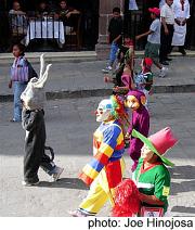 Dia de los Locos Parade
