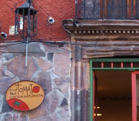 Restaurante El Tomato, San Miguel de Allende
