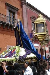 Procession of