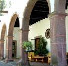 Hotel Rancho el Atascadero, San Miguel de Allende