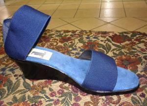 The original San Miguel shoe, the
