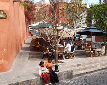 San Miguel de Allende Restaurant El Ten Ten Pie