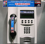 A Telmex Mexican Pay Phone, San Miguel de Allende