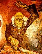 Mural of Padre Hidalgo