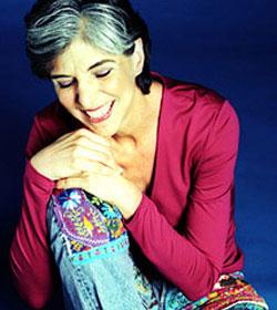 Blues singer and piano pounder Marcia Ball, San Miguel International Jazz & Blues Festival, San Miguel de Allende