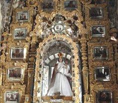 Chapel of the Rosary of the Virgin, Atotonilco, Guanajuato