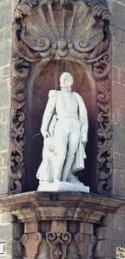Statue of Ignacio Allende
