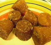 Piloncillo--Mexican brown sugar cones, San Miguel de Allende