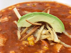 Mexican Tortilla Soup, San Miguel de Allende