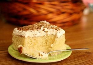 Mexican Tres Leches Cake, San Miguel de Allende